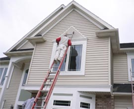 exterior painting a professional quality paint job will give your home